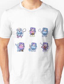 Cute chibi old russian man Unisex T-Shirt