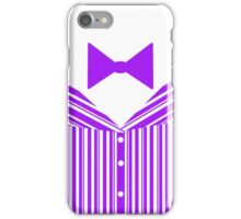 Dapper Dans (Purple) iPhone Case/Skin