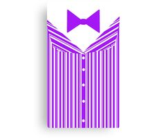 Dapper Dans (Purple) Canvas Print