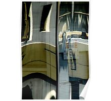 San Francisco Reflection 34 Poster