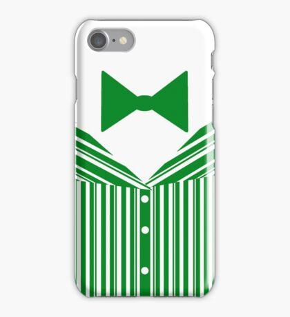 Dapper Dans (Green) iPhone Case/Skin