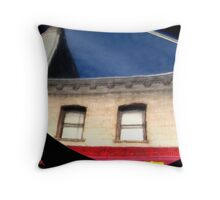 San Francisco Reflection 38 Throw Pillow
