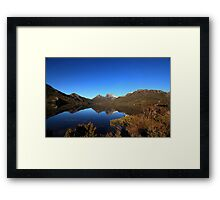 A Days Difference Framed Print