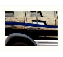 San Francisco Reflection 40 Art Print