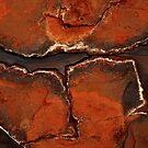 Rock Textures-077 by Albert Sulzer