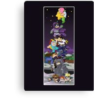 Mysterion to the Rescue Canvas Print