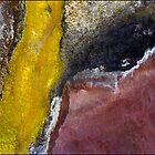 Rock Textures- 089 by Albert Sulzer