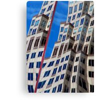 San Francisco Reflection 46 Canvas Print