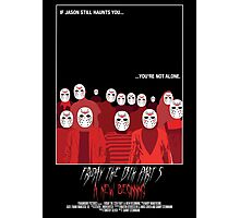 Friday The 13th Part 5: A New Beginning Photographic Print