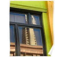 San Francisco Reflection 47 Poster
