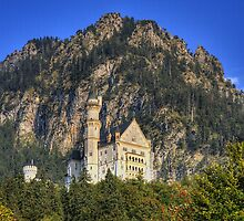 NEUSCHWANSTEIN by MIGHTY TEMPLE IMAGES