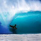 Blue Pipes by Vince Gaeta