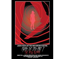 Friday the 13th Part 7: The New Blood Photographic Print
