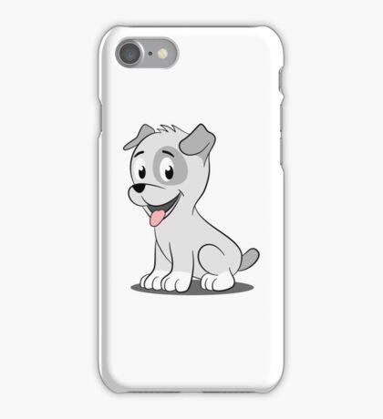 Kawaii puppy iPhone Case/Skin