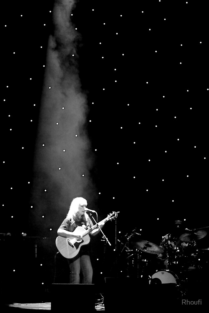 Rickie Lee Jones at The Forum by Rhoufi