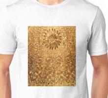 Golden Glamour Bling Bling Unisex T-Shirt