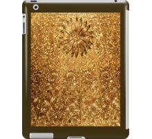 Golden Glamour Bling Bling iPad Case/Skin