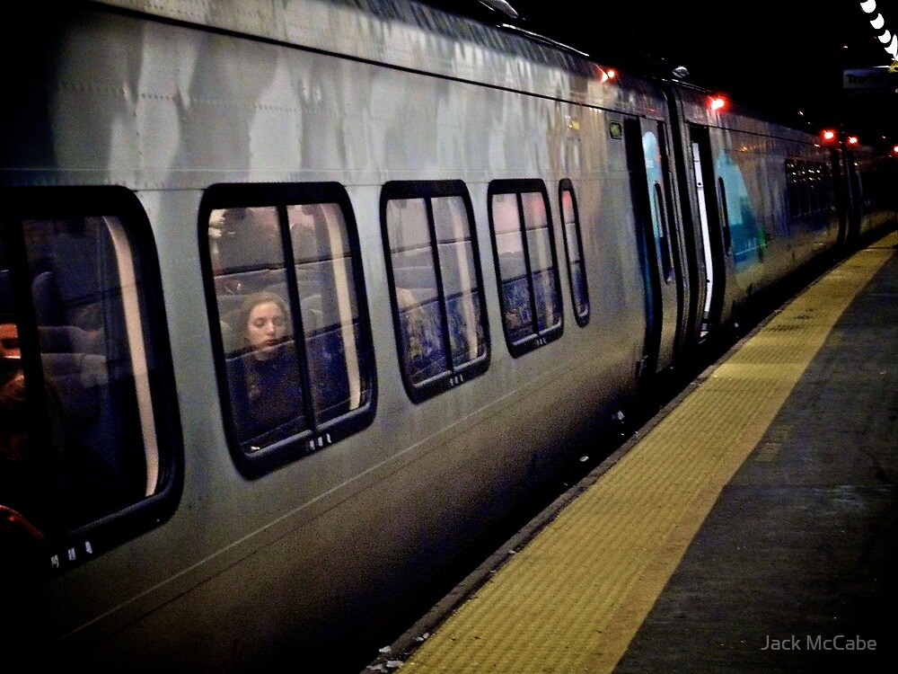 The Girl On The Train *featured by Jack McCabe