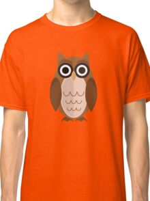 The Wise Owl Classic T-Shirt