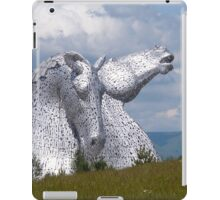 The Kelpies - Water Spirits iPad Case/Skin