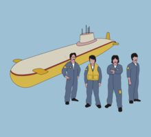 Yellow Submarine by robotrobotROBOT