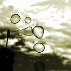 If Bubbles were wishes.. by Berns