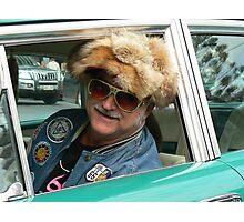 Davey Crockett Hat Photographic Print
