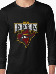 LA Renegades (LoL, CS:GO) Long Sleeve T-Shirt