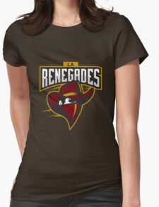 LA Renegades (LoL, CS:GO) Womens Fitted T-Shirt