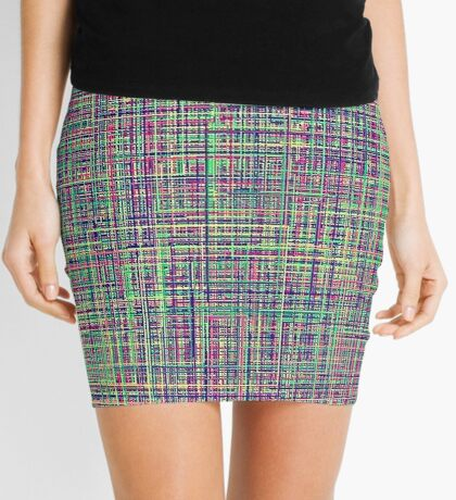 All Color lines: Red, Yellow, Green, .... Mini Skirt