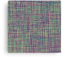 All Color lines: Red, Yellow, Green, .... Canvas Print