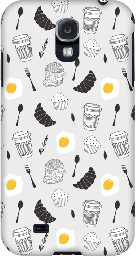 Food pattern by Rin Rin
