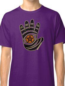 Pentacle Hand Classic T-Shirt