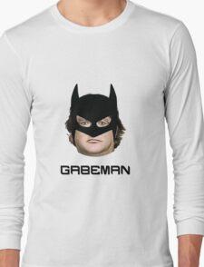 The (real) Dark Knight rises! Long Sleeve T-Shirt