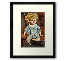 Kiss my boo-boo Framed Print