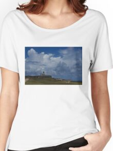 Dramatic Tropical Sky Over Old San Juan, Puerto Rico Women's Relaxed Fit T-Shirt
