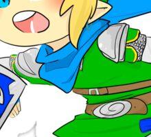 Link - Hero of Hyrule  Sticker