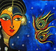 Radha Rani by rashichaturvedi