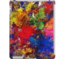 CARNIVAL OF COLOURS iPad Case/Skin