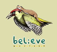 Believe by Sophie Corrigan