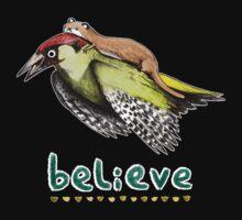 Believe Baby Tee
