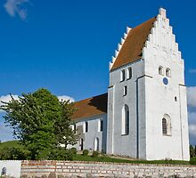 Elmelunde Church by imagic