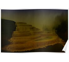 The Terraces of Nature Poster