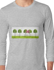 Tree Lovers Long Sleeve T-Shirt