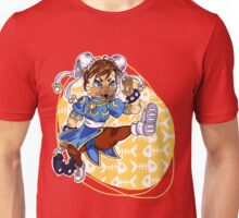 Monster Hunter Chun Li Skin Unisex T-Shirt