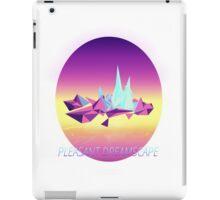 PLEASANT DREAMSCAPE iPad Case/Skin