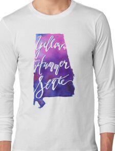Alabama, the Yellowhammer State Long Sleeve T-Shirt