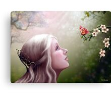 The gift of nature Canvas Print