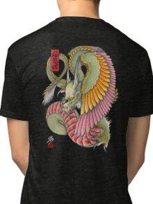 wing dragon  Tri-blend T-Shirt