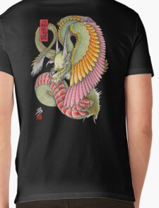 wing dragon  Mens V-Neck T-Shirt